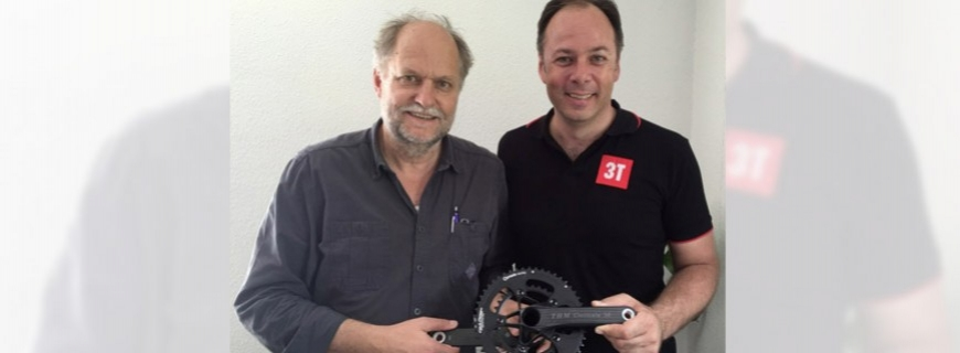 3T Cycling Srl (3T) and THM Carbones GmbH (THM) are to join forces